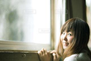 窓と学校とわたし - No.825597