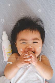赤ちゃんの写真・画像素材[3948363]