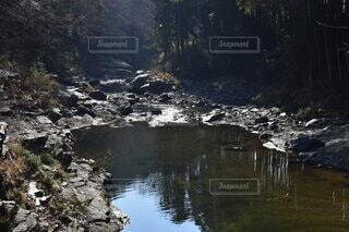 自然,川,水辺,嵐山渓谷