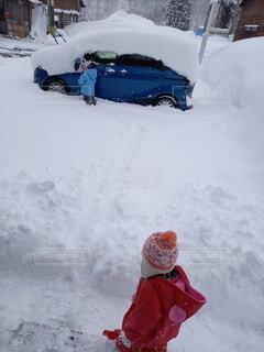 雪,車,スキー,兄妹,スノーボード,温度差,距離感