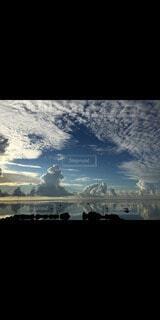 風景,空,雲