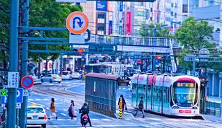 広島市内の様子の写真・画像素材[4192407]