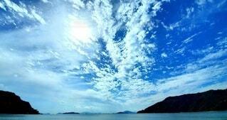 いつかの雲の写真・画像素材[4274278]