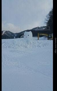 冬,雪,雪だるま,運動,ウィンタースポーツ