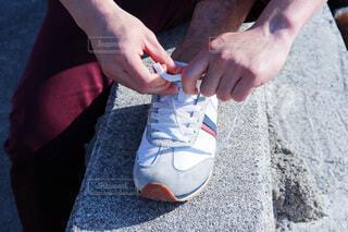 靴,屋外,人,友達,靴下,つま先,履物,足首,フィート,ウォーキングシューズ