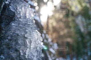 自然,冬,雪,屋外,雪山,水面,冷たい,氷の世界