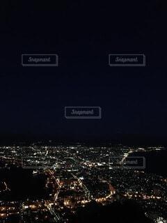 空,夜,夜空,屋外,暗い,月