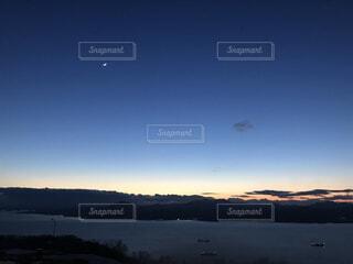 自然,風景,空,屋外,雲,夕暮れ
