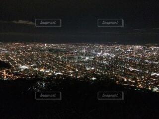 空,夜,夜空,都会,高層ビル