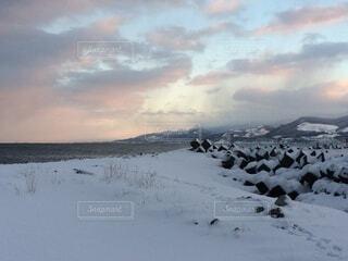 自然,風景,空,冬,雪,屋外,雲,冷たい