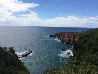 自然,風景,海,屋外,湖,海岸,崖,岬,眺め,湾,海洋地形