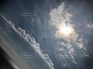 自然,空,屋外,雲,くもり,日中