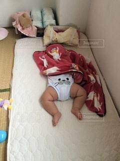 子ども,風景,屋内,人,赤ちゃん,幼児,新生児,ベッド,人間の顔