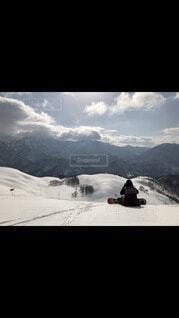 自然,雪,スノーボード