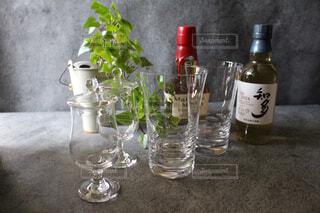 花瓶,ガラス,食器,ワイン,ボトル,ドリンク,ワイングラス