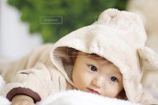赤ちゃんの写真・画像素材[2926934]
