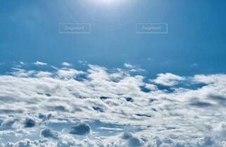 自然,空,雪,屋外,雲,くもり,冬の空,日中