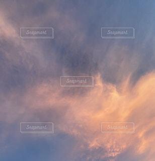 学生,自然,空,屋外,太陽,雲,綺麗,夕焼け,水色,オレンジ,iphone,大学生,壁紙