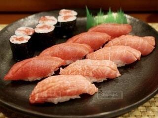 マグロ寿司の写真・画像素材[4032801]
