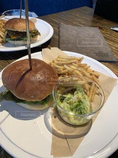 食べ物,カフェ,食事,ハンバーガー,美味しい,ファストフード