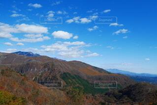 自然,風景,空,秋,屋外,雲,山