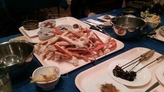 食べ物,食事,ディナー,レストラン,美味しい,カニ,蟹,魚介類,食べ放題,バイキング