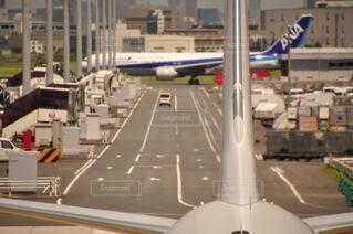 飛行機,道路,空港,航空機,エアバス,車両