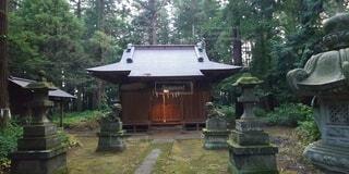 建物,神社,古い