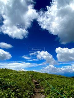 自然,風景,空,夏,雲,青,青い空,高原