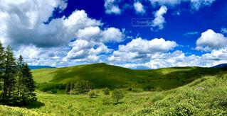 自然,風景,空,屋外,緑,草原,雲,山,景色,草,丘,樹木,大地,高原,草木,日中,山腹