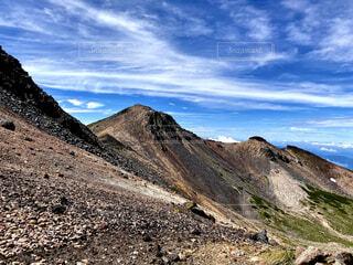 自然,風景,空,屋外,雲,青,山,丘,岩,高原,斜面,日中,岩山,山腹,インスタ映え