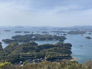 自然,空,屋外,ビーチ,綺麗,島,青,水面,海岸,山,景色,美しい,新緑