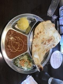食べ物,食事,パン,皿,カレー,おいしい,インド,インドカレー,ファストフード
