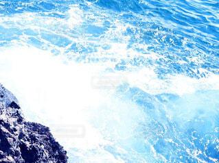 自然,海,ビーチ,青,波,水面,泳ぐ,ブルー,青春