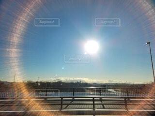 空,屋外,太陽,光