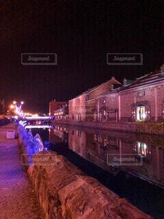 小樽運河の写真・画像素材[4075646]