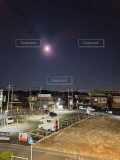 風景,夜景,街並み