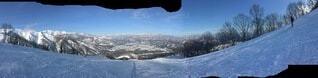 自然,風景,空,冬,雪,屋外,山,丘,スキー,運動,斜面,ウィンタースポーツ