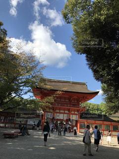 下鴨神社の写真・画像素材[790762]