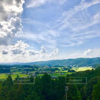 色んな雲の写真・画像素材[1107887]