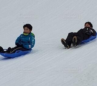 冬,雪,ウインタースポーツ,そり