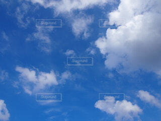 自然,空,雲
