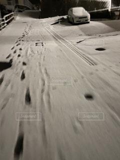 冬,雪,足跡,壁紙,おしゃれ