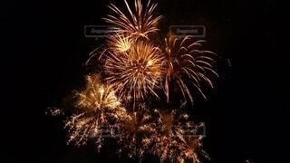 夏,夜,夜空,花火,花火大会,美しい,景観