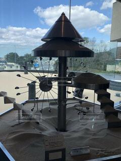 空,屋内,砂,時計,砂時計,仁摩サンドミュージアム,ずっと見てられる