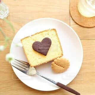食べ物,スイーツ,カフェ,ケーキ,テーブル,皿,食器,クッキー,甘い,おいしい,菓子,自家製,カフェ巡り