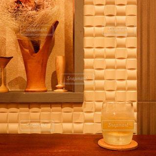 屋内,ジュース,花瓶,ボトル,ビール,カップ,カクテル,バー,ドリンク,BAR,ソフトド リンク,PR,養命酒,養命酒酒造
