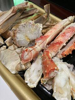 食べ物,動物,魚,貝,肉,調理,カニ,魚介類,サーモン,豚肉,赤身肉,動物性脂肪,魚製品