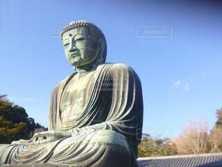 仏様の写真・画像素材[4054427]