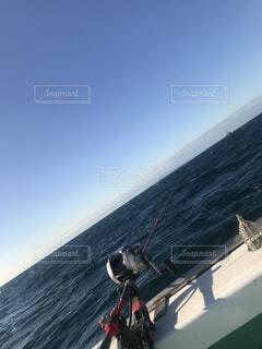 アウトドア,海,屋外,船,水面,釣り